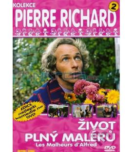 Život plný malérů (Les malheurs d´Alfred) DVD