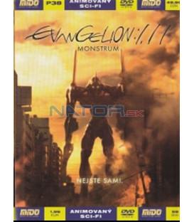Evangelion: 1.11 - Monstrum... Nejste sami. (Evangerion shin gekijôban: Jo)