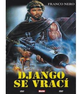 Django se vrací (Django 2: il grande ritorno) DVD