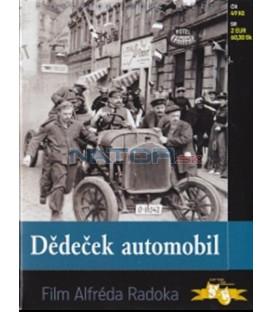 Dědeček automobil DVD