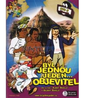 Byl jednou jeden... objevitel - DVD 5 (Il était une fois... les explorateurs) DVD