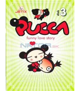 Pucca - disk 3 (Pucca) DVD