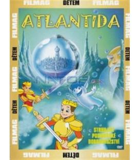 Atlantida DVD (Atlantide - la citta´ sommersa) DVD