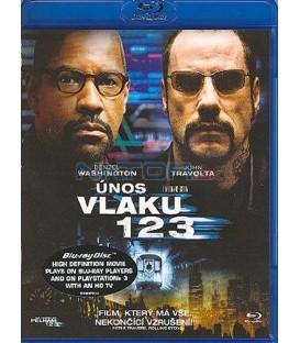 Únos vlaku 1 2 3 Blu-ray (Taking of Pelham 1 2 3, The)