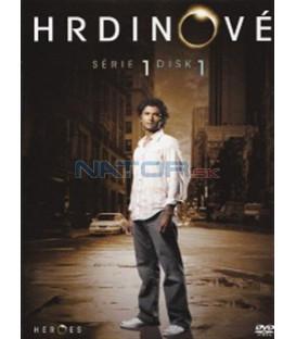 Hrdinové I. - DVD 1 (Heroes) DVD