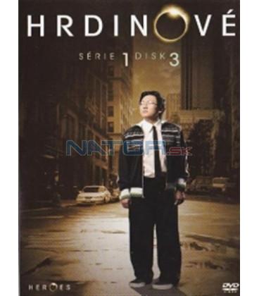 Hrdinové I. - DVD 3(Heroes)