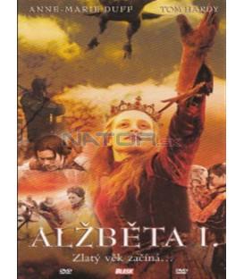 Alžběta I .(The Virgin Queen) DVD