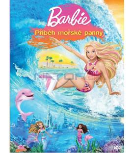 Barbie - Příběh mořské panny (Barbie in a Mermaid Tale) DVD