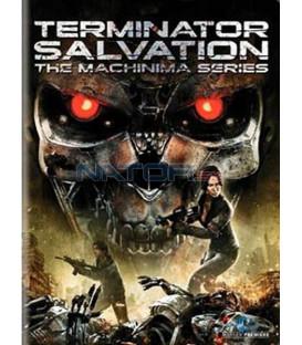 Terminator Salvation: Temný počátek animovaný(Terminator Salvation: The Machinima Series)