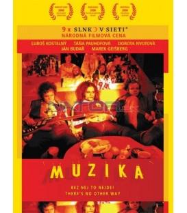 Muzika DVD