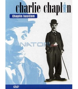 CHAPLIN HASIČEM-Charlie Chaplin DVD
