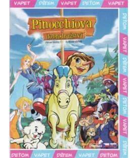 Pinocchiova dobrodružství (Welcome Back Pinocchio) DVD