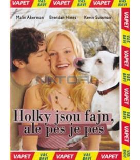 Holky jsou fajn, ale pes je pes (Heavy Petting) dvd