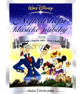Najkrajšie Klasické Príbehy 1(Disney Fables 1)
