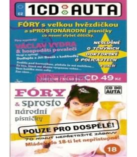 Fóry & sprostonárodní písničky CD