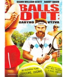 Balls Out: Garyho výzva (Balls Out: The Gary Houseman Story) DVD