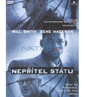 Nepřítel státu (Enemy Of The State) DVD