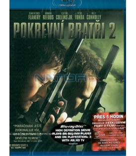 Pokrevní bratři 2 Blu-ray (Boondock Saints II: All Saints Day)