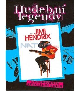 Jimi Hendrix S.E. 2 DVD Hudební kolekce