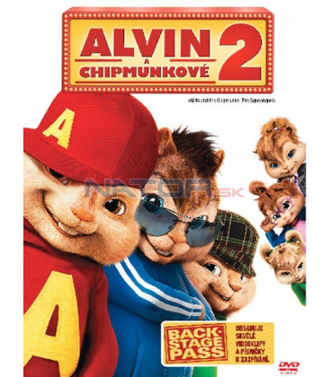 Alvin a Chipmunkové 2 (Alvin and the Chipmunks: The Squeakquel)