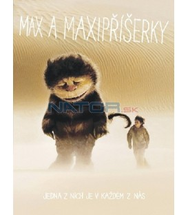 Max a Maxipříšerky (Where the Wild Things Are)