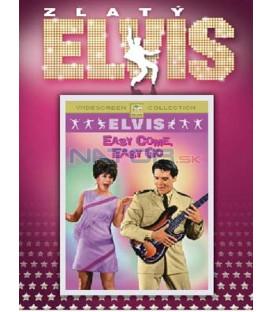 Elvis Presley: Easy Come, Easy Go ZLATÝ Elvis (Easy Come, Easy Go)