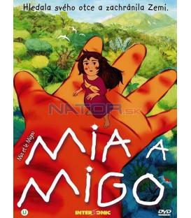 Mia a Migo (Mia et le Migou) DVD