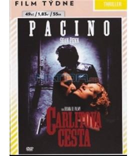 Carlitova cesta (Carlito´s Way) DVD