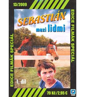 Sebastián mezi lidmi - 1. díl (Sébastien parmi les hommes) DVD