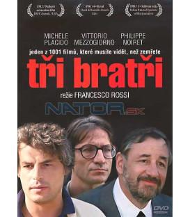 Tři bratři DVD (Three Brothers)