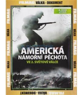 Americká námořní pěchota ve 2. světové válce - 4. DVD (Semper Fidelis - The United States Marines in World War II)