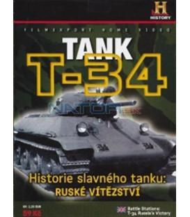 Tank T-34 (Battle Stations: T-34 Russian Victory) DVD