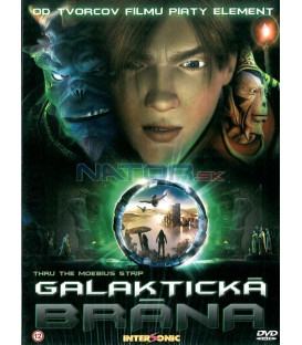 Galaktická brána (Through the Moebius Strip) DVD