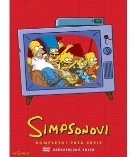 Simpsonovi 5.sezona, 4 DVD, 22 dílů