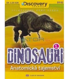 Dinosauři 1. - Anatomická tajemství (Clash of the Dinosaurs) DVD