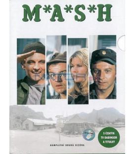 M*A*S*H - 2. sezona, 3 DVD, 24 epizod