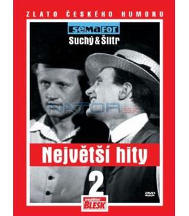 Semafor - Největší hity 2 Suchý & Šlitr DVD