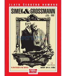Šimek & Grossmann Návštěvní den, Hop, dva, tři DVD