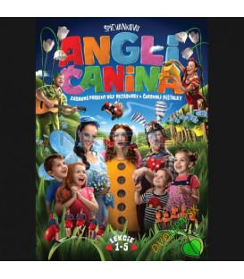 Spievankovo 7 Anglicanina 2020 DVD