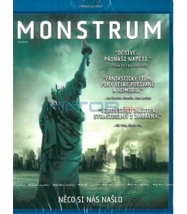 Monstrum-Blu-ray (Cloverfield)
