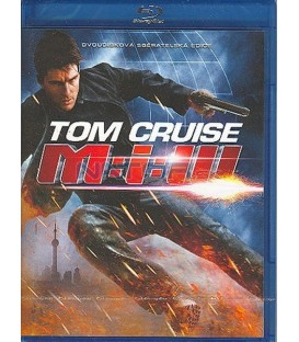 Mission : Impossible III-Blu-ray-2DVD