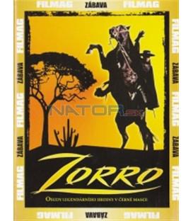 Zorro DVD (El Zorro (La volpe)