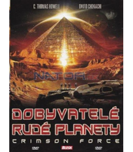 Dobyvatelé rudé planety (Crimson Force) DVD