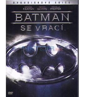 Batman se vrací S.E. 2DVD  (Batman Returns S.E.)