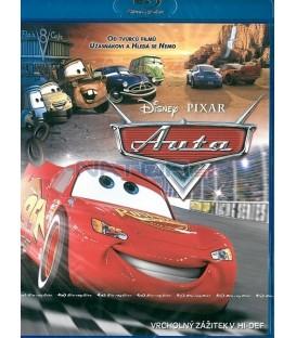 Autá Blu-ray