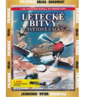 Letecké bitvy 2. světové války - 2. DVD - Japonské císařské letectvo (War Birds of World War II - Imperial Japanese Air Forces)