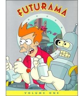 Futurama, 1. sezóna, 3DVD, 13 dílů