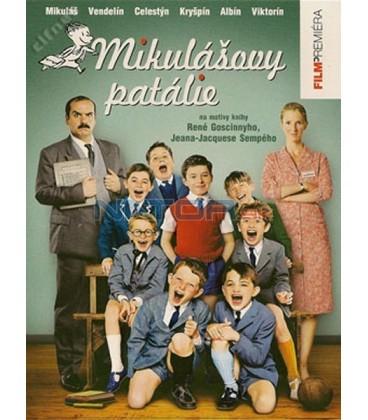 Mikulášovy patálie (Little Nicholas) DVD