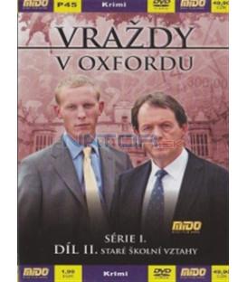 Vraždy v Oxfordu - série I. - díl II.(Lewis) DVD
