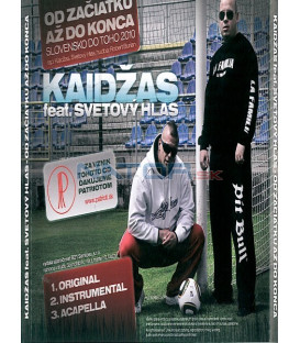 KAIDZAS - FEAT.SVETOVY HLAS